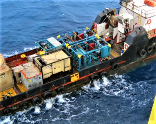 N2 Barge